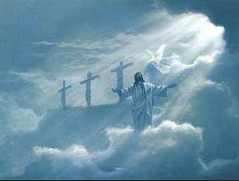 Manusia Mati; Yesus Bangkit
